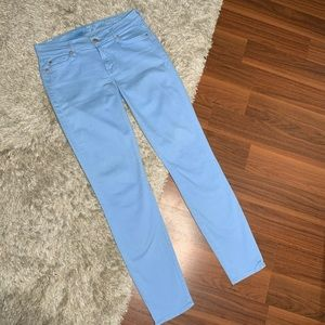 7 For All Mankind Jeans - ☀️🌴 7 for All Mankind Cropped Skinny Jeans